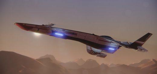 Shorter Landing and Departure Cinematics